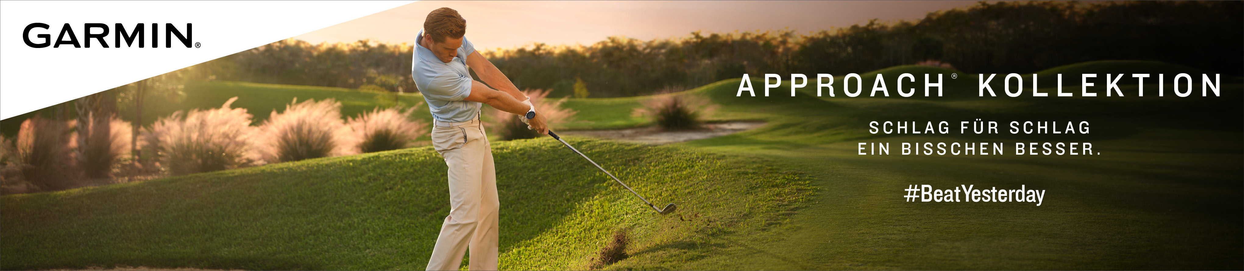 APPROACH Golf