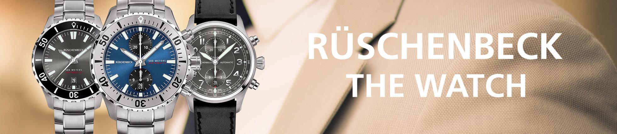 Rüschenbeck - The Watch