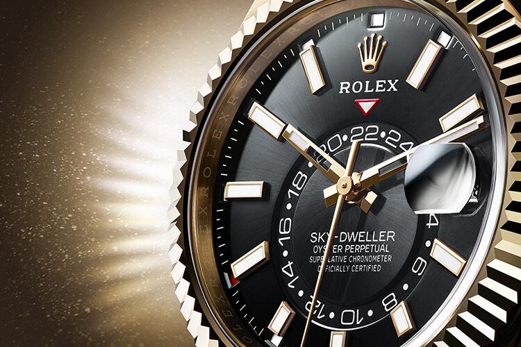Rolex - Für festliche Anlässe