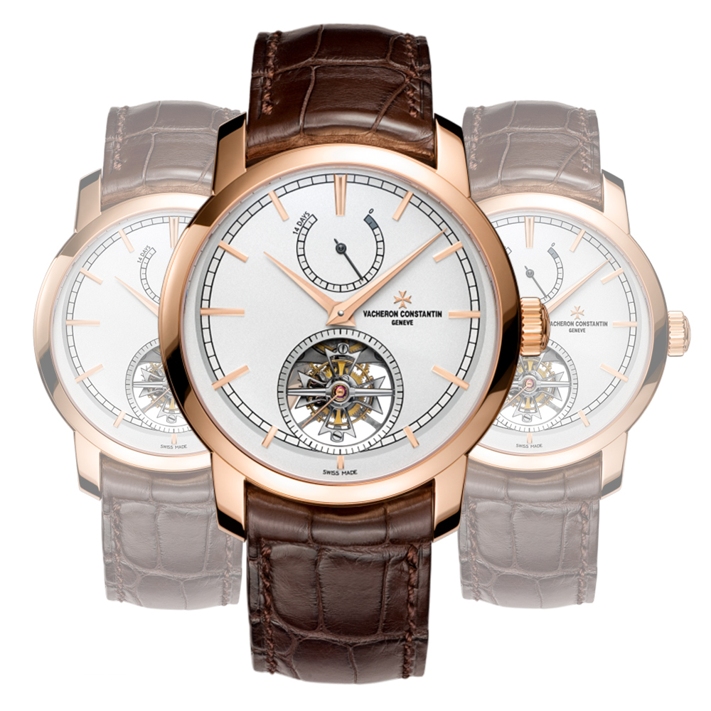 Traditionnelle 14 Tage Tourbillon