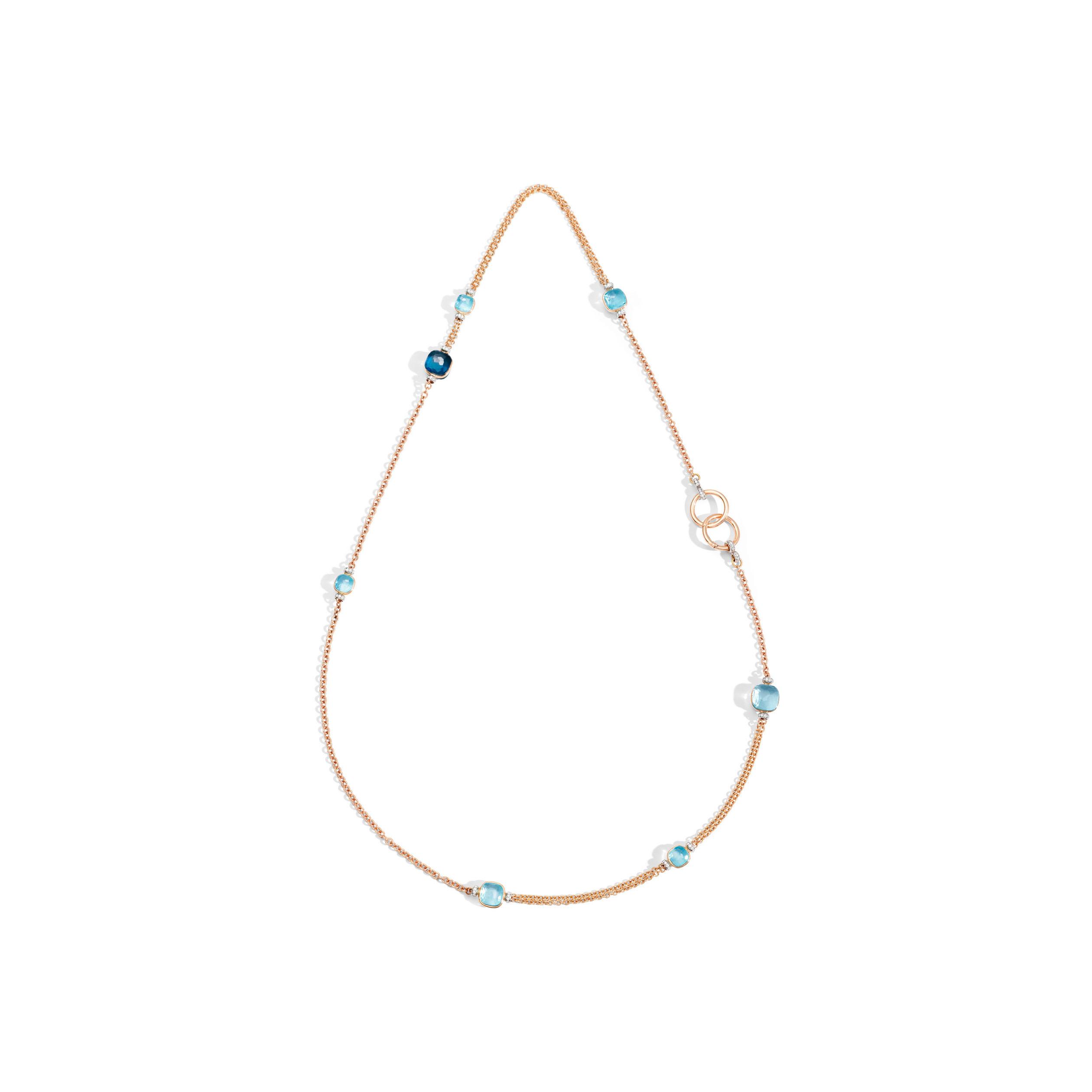Pomellato > NUDO > O-B601-O6-TB - Juwelier Rüschenbeck