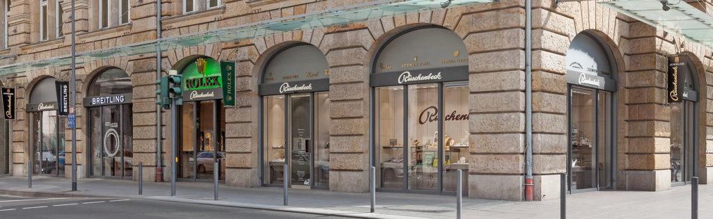 Rüschenbeck Filiale Frankfurt Boutique