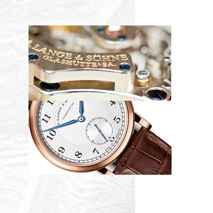 Uhren bei Rüschenbeck