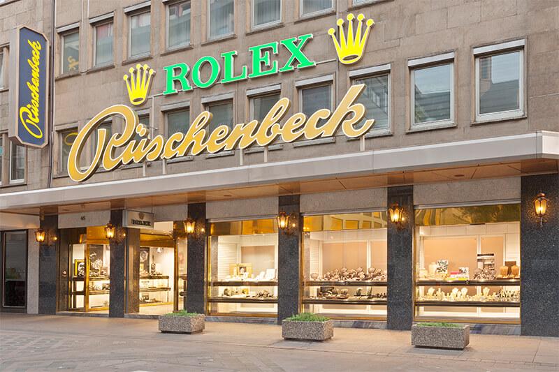Juwelier Rüschenbeck in Dortmund