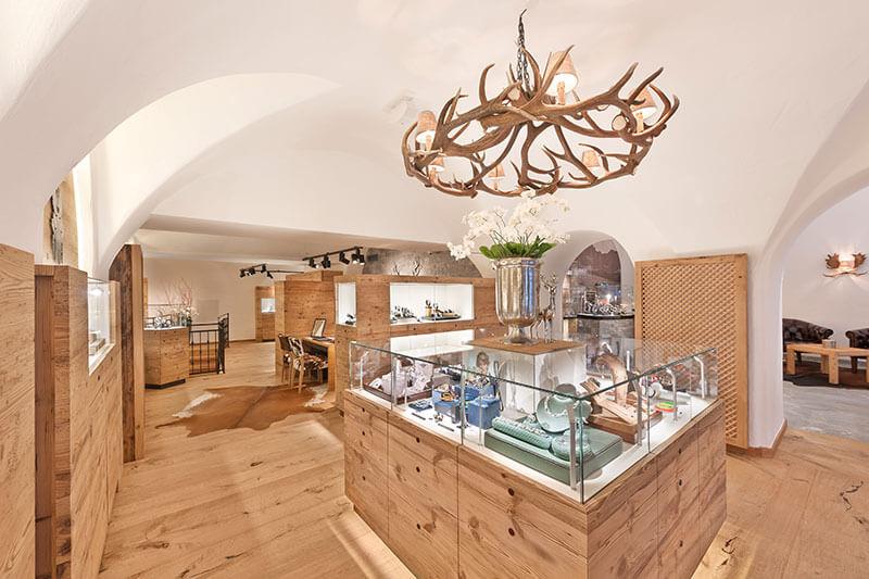 Juwelier Rüschenbeck in Kitzbühel