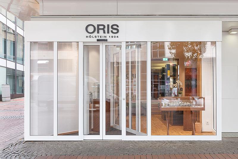 Juwelier Rüschenbeck in Dortmund – Oris Boutique
