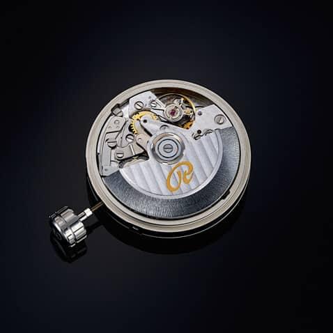 Rüschenberg Uhrwerk
