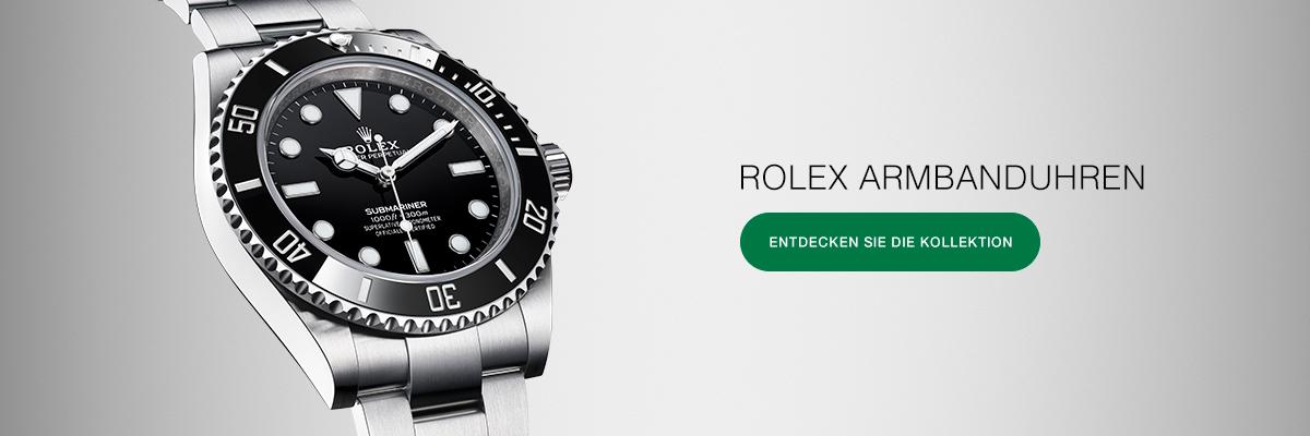 Rolex bei Juwelier Rüschenbeck