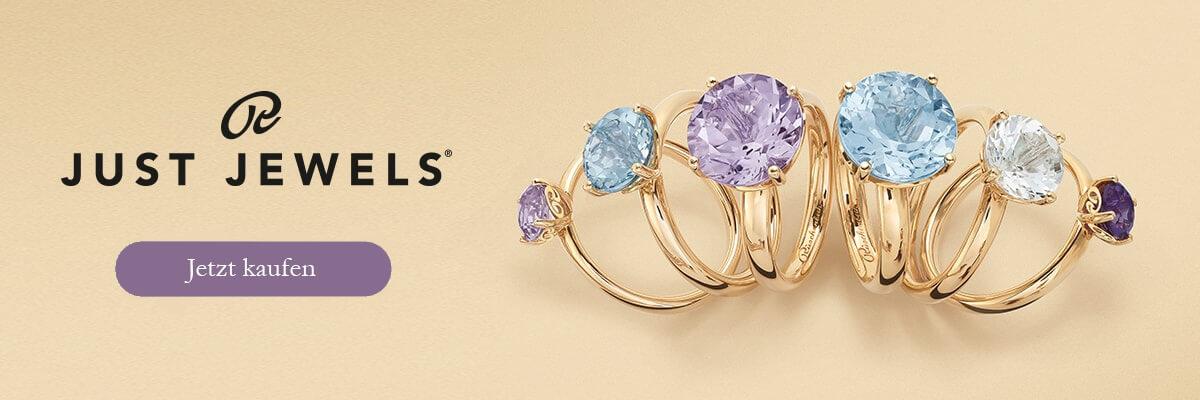 Schmuck von Just Jewels bei Juwelier Rüschenbeck