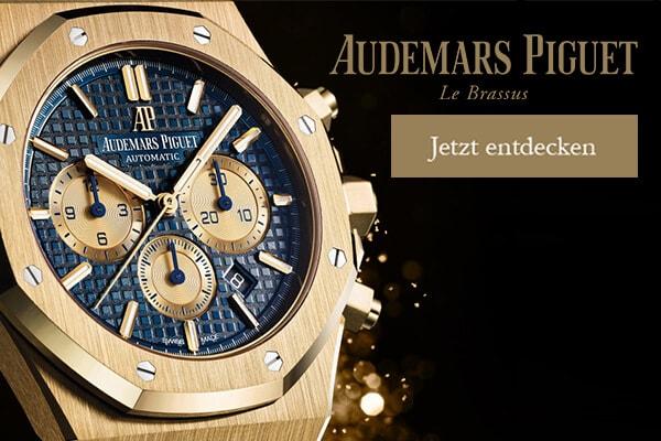 Audemars Piguet bei Juwelier Rüschenbeck