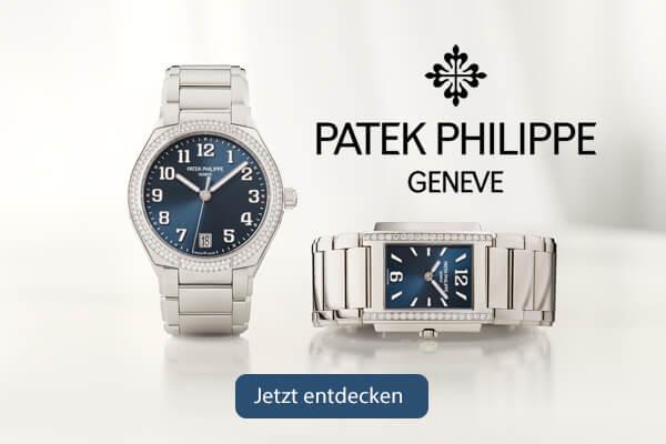 Patek Philippe bei Juwelier Rüschenbeck