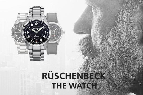 Rüschenbeck The Watch