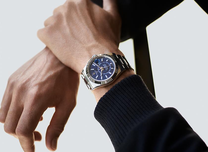 Rolex Männeruhren bei Rüschenbeck